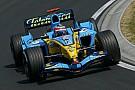 Алонсо привітав Renault із 40-річчям дебюту в Ф1