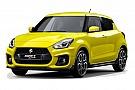 Automotivo Suzuki Swift Sport de nova geração é revelado com motor 1.4 turbo