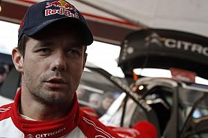 WRC Nieuws Citroën sluit terugkeer Loeb in WRC niet uit