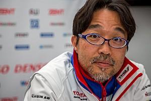 WEC Новость Toyota сменила руководителя команды в WEC