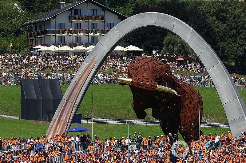 Гран Прі Австрії: історія Ред Булл Рингу
