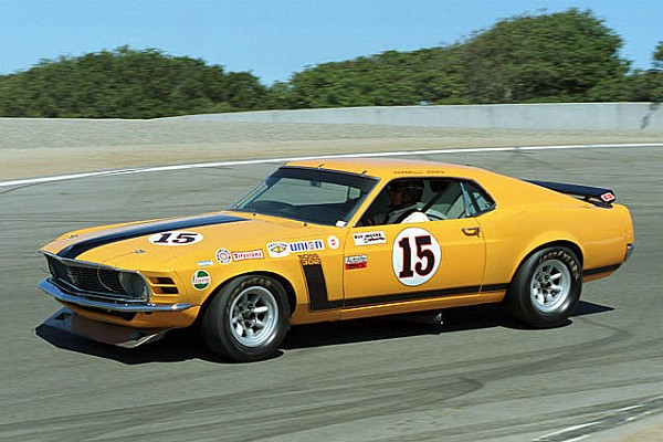 Vintage Historic Trans Am cars added to Long Beach lineup