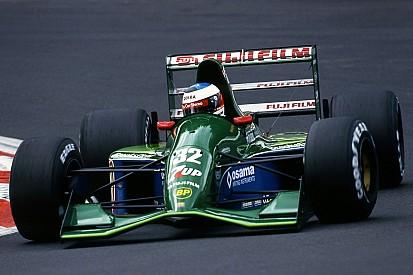 F1-Legenden: Jordan 191