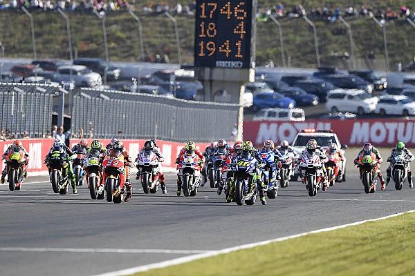 MotoGP Últimas notícias Motegi permanece no calendário da MotoGP até 2023
