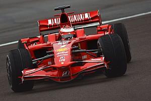 Fotogallery: tutte le Ferrari di Kimi Raikkonen in Formula 1