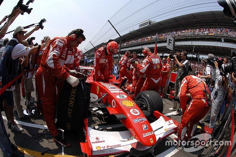 Юбилей Шумахера: все поулы Михаэля в Формуле 1