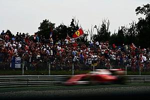 Formule 1 Actualités Quelle météo pour le Grand Prix d'Italie?
