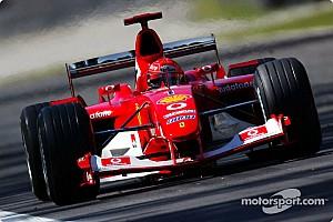 Formule 1 Diaporama Palmarès - Les vainqueurs du GP d'Italie depuis 2000