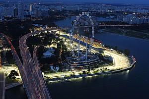 F1 Noticias de última hora F1 ve un gran futuro para el GP de Singapur
