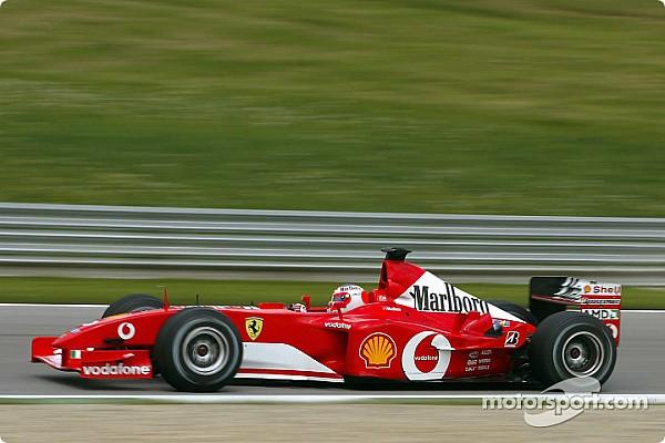 Forma-1 Ezen a napon: A világbajnok Schumacher előreengedi Barrichellót