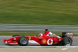 Forma-1 Különleges esemény Ezen a napon: A világbajnok Schumacher előreengedi Barrichellót