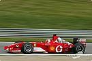Ezen a napon: A világbajnok Schumacher előreengedi Barrichellót