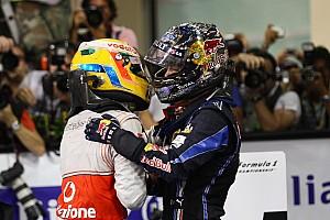 Формула 1 Ностальгія Формула 1 2010: як Феттель відіграв у Хемілтона одну перемогу