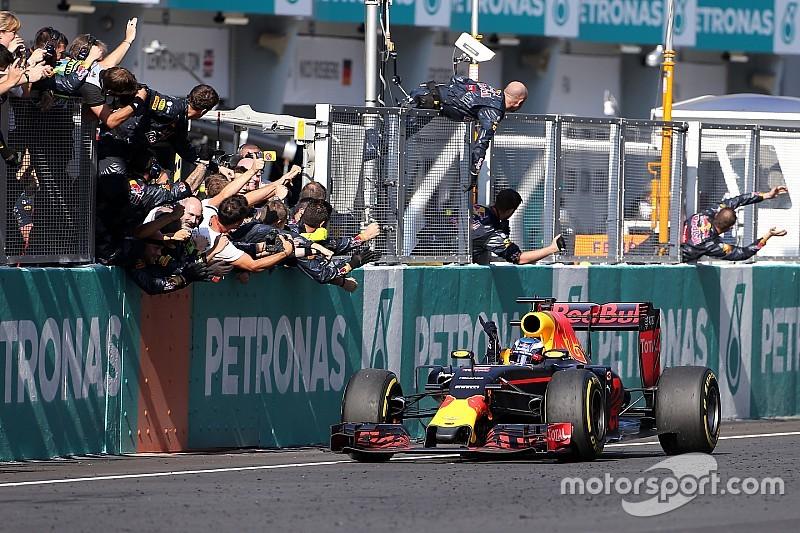 Ricciardo, Malezya'da galibiyet mücadelesi içerisinde olmayı umuyor