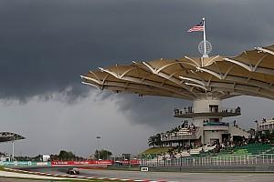 Формула 1 Анонс Гран При Малайзии: в день гонки ожидается гроза
