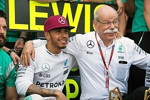 Формула 1 Аналитика Меньше, чем вы думаете: сколько Mercedes тратит на свою команду в Ф1