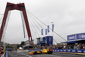 Formula 1 Breaking news F1 begins talks to hold Dutch street race