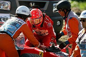 Формула 1 Ностальгія 11 років тому Шумахер втратив надії на восьмий титул