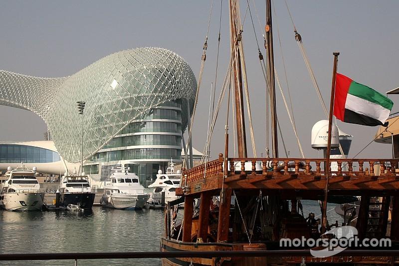 Abu Dhabi szívesen maradna az utolsó nagydíj a naptárban