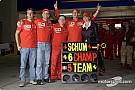 Галерея: як Шумахер та Райкконен вирішували долю титулу в Японії-2003