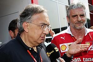 F1 突发新闻 维特尔:马奇奥内的批评总是被外界夸大