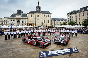 Le Mans Top List GALERI: Sejarah Joest Racing