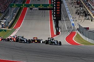 F1 Noticias de última hora Los horarios del GP de Estados Unidos 2017 de F1