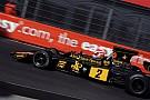 Formula 1 Cencetti sulla Lotus 72 di Jackie Ickx nel Master Historic F.1 ad Austin