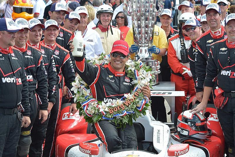 Schmidt Peterson quer ter Montoya na Indy 500