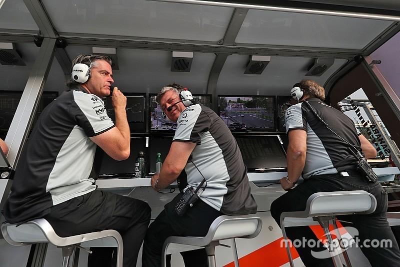 «Нам все равно, кто заработает очки». Force India о командной тактике