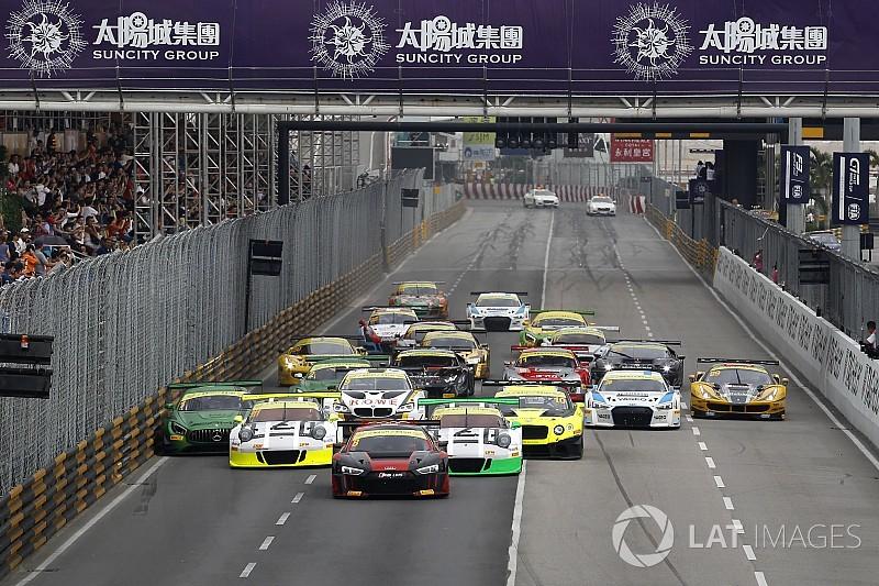 Overzicht: deelnemers voor de FIA GT3 World Cup Macau