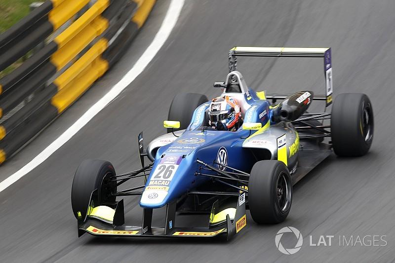فورمولا 3: نوريس يتصدّر أصغر قائمة للمشاركين في تاريخ سباق ماكاو