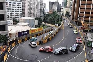 WTCC Vorschau WTCC Macao: Teilnehmerfeld wächst auf 20 Autos