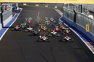 FIA F2 Новость Формула 2 проведет этап в Сочи в 2018 году