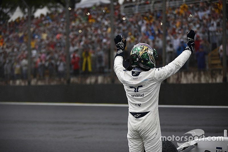 马萨专栏:F1生涯将尽,我无怨无悔