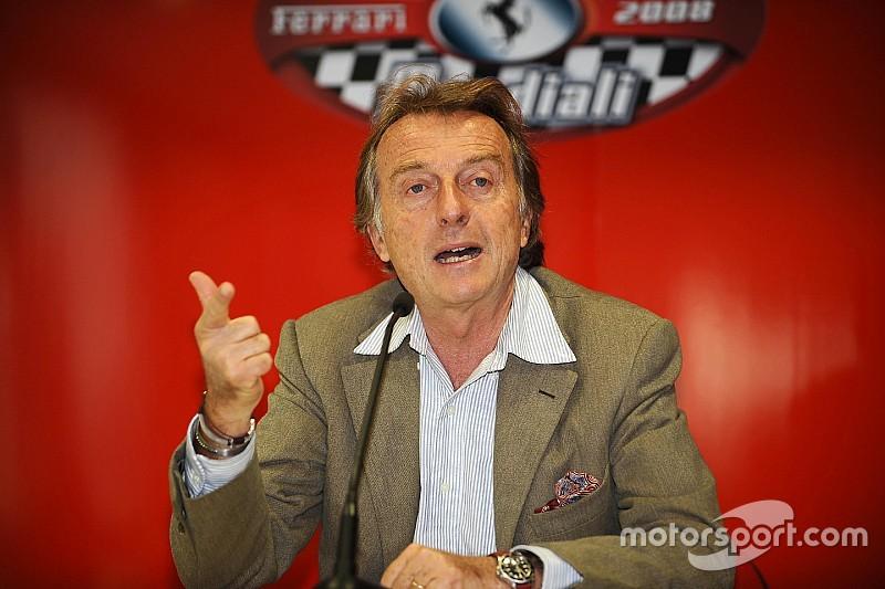 Montezemolo: Ferrari için mutluyum ama Hamilton önden başlasa kazanırdı