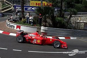 Fórmula 1 Últimas notícias Ferrari histórica de Schumacher é leiloada por R$ 24,5 mi