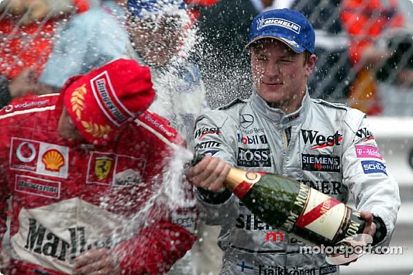 Formula 1 Röportaj Raikkonen: İdolüm hiç olmadı ancak kendimi Schumacher'e yakın hissediyorum