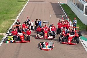 Formula 1 Special feature GALERI: Daftar pembalap Ferrari Driver Academy