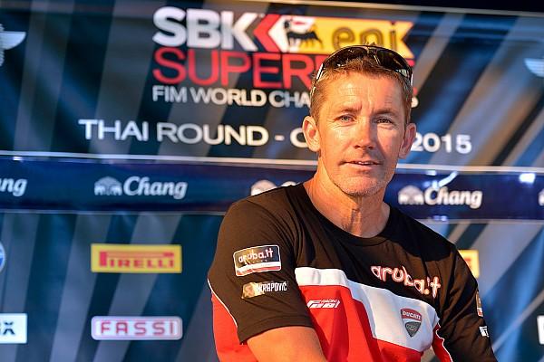 WSBK Actualités À 48 ans, Troy Bayliss fait son retour à la compétition
