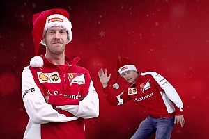 Fórmula 1 Artículo especial La Fórmula 1 les desea Feliz Navidad