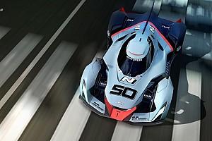 Automotive Breaking news Hyundai announces rear-wheel-drive Genesis sports car
