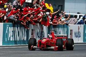Formula 1 Analisi Le mitiche Ferrari di F.1: Schumi si frattura, ma la F399 vince il Costruttori!