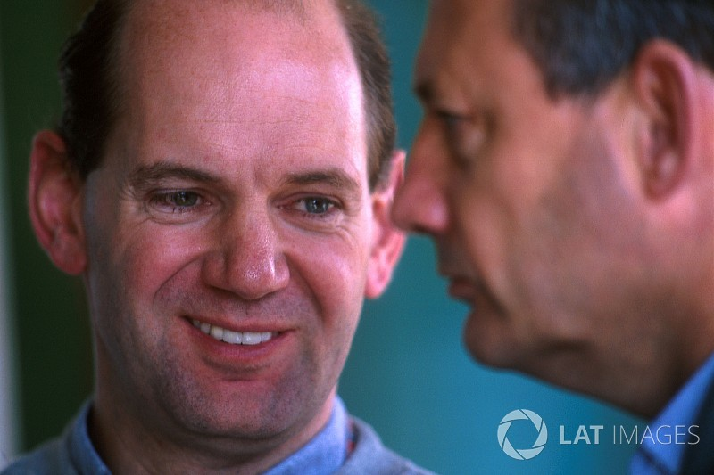 Ньюі: Денніс вимуштрував усіх у McLaren, але не мене
