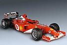 Formula 1 Le mitiche Ferrari di F.1: la F2002 iridata già al GP di Francia con Schumacher
