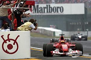 Ferrarik a Forma-1-ben: Szenvedős vb-cím Gianni Angelli tiszteletére az F2003-GA-val