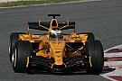 Formula 1 Tarihte bugün: McLaren MP4-21 ilk kez piste çıkıyor