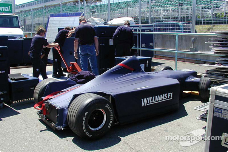 Unpacking the Williams