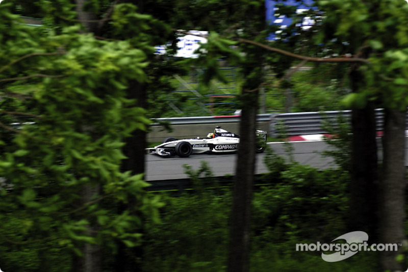 Ralf Schumacher, not out of the woods