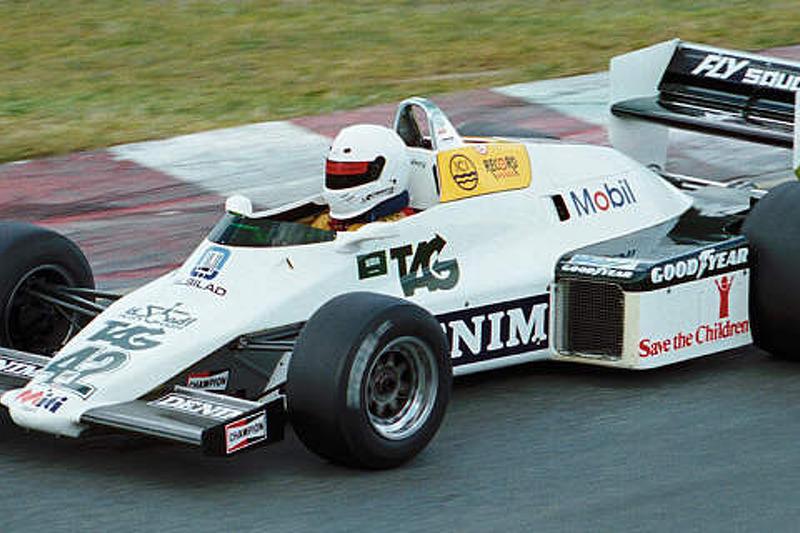 F1: #42 1983 Williams F008-C